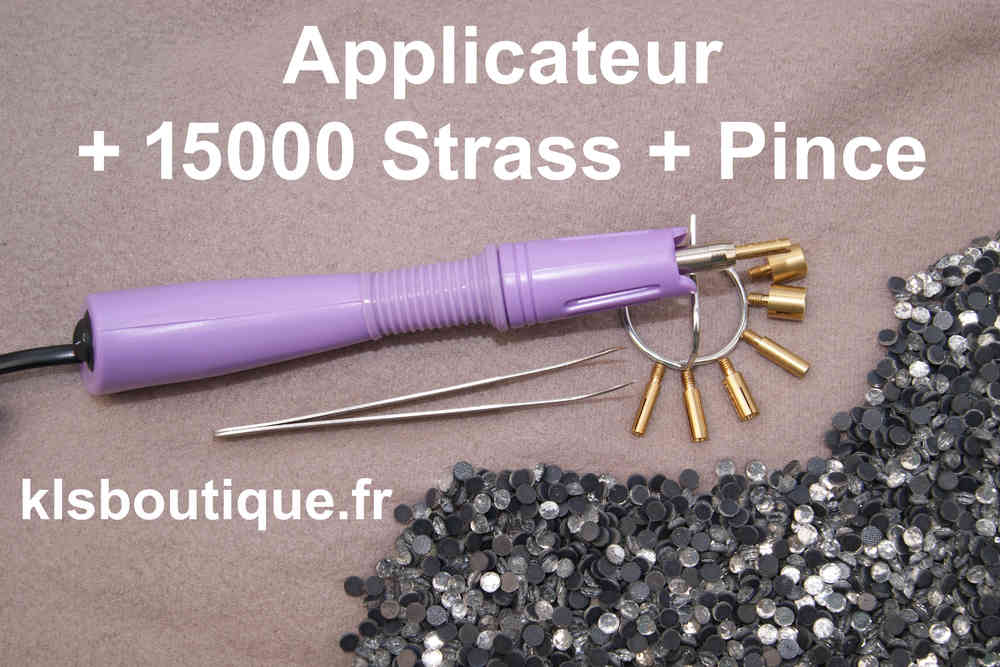 applicateur de strass