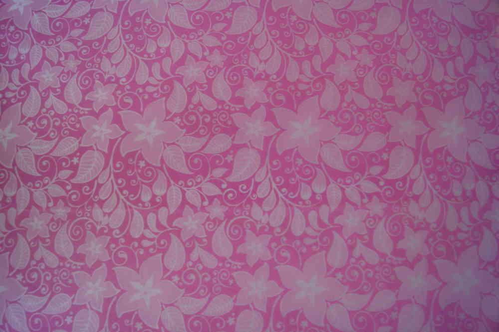 Decopatch Lot de 3/papiers Motif fleurs 30 x 40/cm