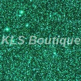 5930ddae201 Feuille Flock 30cm x 20cm Couleur   Vert Pailleté